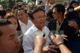 CNRP kích động biểu tình quy mô lớn nếu ông Kem Sokha bị bắt