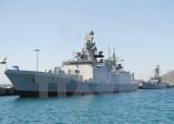 Hai tàu Hải quân Ấn Độ cùng 660 sỹ quan, thủy thủ cập cảng Cam Ranh
