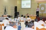 """Long An tổ chức Hội thảo chuyên đề """"Hướng đến những công trình xanh và kiến trúc xanh vì một tương lai bền vững"""""""