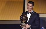 """Ronaldo tự tin giành danh hiệu """"Quả bóng vàng"""""""