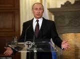 Tổng thống Putin quyết không đánh đổi chủ quyền của Nga
