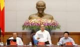 Thủ tướng chủ trì phiên họp Chính phủ đánh giá tình hình KT-XH