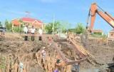 Năm 2016 Châu Thành đầu tư 13 công trình xây dựng cơ bản