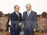 Việt Nam cử chuyên gia giúp Lào hoàn thiện thể chế, pháp luật