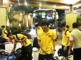 Tuyển Việt Nam đã đến Myanmar, sẵn sàng tái đấu Hong Kong