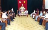 Phó Tổng tư lệnh quân QĐ Campuchia thăm Ban Chỉ đạo Tây Nam Bộ