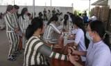 Giao lưu, giáo dục, giúp đỡ phạm nhân tái hòa nhập cộng đồng