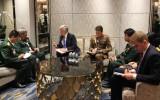 Thượng tướng Nguyễn Chí Vịnh nói về Mỹ bỏ cấm vận vũ khí với Việt Nam