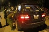 Cả đoàn xe hẹn quyết đấu và nổ súng trong đêm