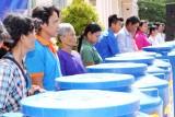 Long An: Sở Tài nguyên Môi trường đồng hành với người dân Long Hựu