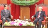 Đoàn đại biểu cấp cao Đảng Lao động Triều tiên thăm Việt Nam