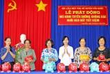 Cần Đước nhiều tấm gương điển hình học tập và làm theo tấm gương đạo đức Hồ Chí Minh