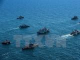 Thái Lan và Trung Quốc kết thúc tập trận hải quân chung