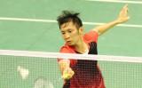 Tiến Minh và  Vũ Thị Trang chia tay Giải cầu lông Úc mở rộng