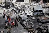 IS đánh bom gần nhà thờ Hồi giáo ở Syria, 20 người chết