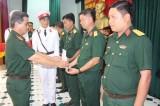 Hơn 90 sĩ quan được bổ nhiệm, thăng-phong quân hàm, nâng lương