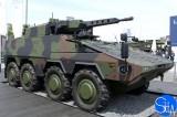 Các nước châu Âu khoe vũ khí khí tài mới nhất tại triển lãm Eurosatory