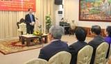 Chủ tịch nước Trần Đại Quang kết thúc chuyến thăm Lào