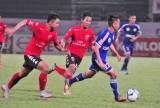 Cầm chân Than Quảng Ninh, Long An giành lợi thế trước trận lượt về.