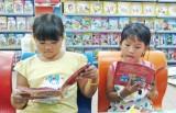 Đa dạng thị trường sách hè