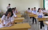Long An có 16.375 thí sinh dự thi