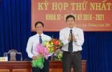 Ông Trần Kim Lân đắc cử chức danh Chủ tịch HĐND TP.Tân An