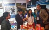 Hàng hóa Việt Nam được ưa chuộng ở Hội chợ SAITEX-Nam Phi 2016