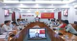 Hội nghị trực tuyến về tổ chức thực hiện tổng điều tra nông thôn, nông nghiệp và thủy sản năm 2016