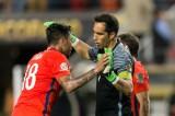 Thiệt quân, Chile thất thế trước Colombia?