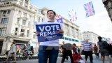 Người dân Anh bắt đầu đi bỏ phiếu cho cuộc trưng cầu dân ý