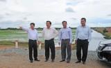 Bí thư Tỉnh ủy - Phạm Văn Rạnh thăm và làm việc với các cơ sở sản xuất nông nghiệp và khoa học - công nghệ