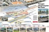 Sắp khởi công nhà ga ngầm Bến Thành