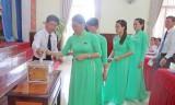 Tân Hưng: Bầu các chức danh HĐND và UBND huyện