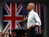 Tổng thống Mỹ Obama tôn trọng quyết định rời EU của Anh
