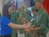 Tự tin, trưởng thành sau khoá học kỳ quân đội