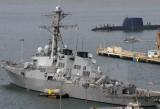 Hải quân Mỹ điều động 3 chiến hạm Aegis tuần tra trên Biển Đông