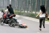 Lại xảy ra cướp giật trên địa bàn xã Thạnh Đức, huyện Bến Lức