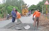 Xã Phước Tuy về đích nông thôn mới