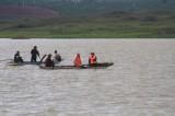 Tìm thấy 1 thi thể nạn nhân vụ lật xuồng trên hồ thủy điện Đại Ninh