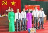 Kiến Tường: Bầu các chức danh chủ chốt HĐND và UBND thị xã