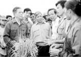 Người chiến sĩ cộng sản kiên trung, nhà lãnh đạo kiên định, sáng tạo