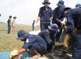 Đội K73 Long An: Quy tập 20 bộ hài cốt liệt sĩ quân tình nguyện Việt Nam