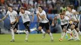 """Đức thắng Ý - vào bán kết qua 9 loạt """"đấu súng"""""""