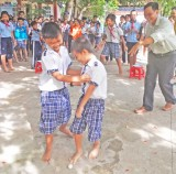 Ngày hè của trẻ em nông thôn