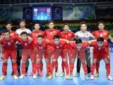 Trọng tài Việt Nam sẽ cầm còi tại Futsal World Cup 2016