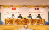 Nhiều hàng hóa Lào- Việt được ưu đãi thuế quan bằng 0