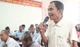 Đại biểu HĐND tỉnh Long An tiếp xúc cử tri tại Đức Hòa, Đức Huệ, Tân Hưng