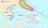 Xuất hiện siêu bão ngoài Biển Đông