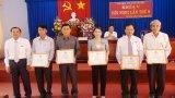 Huyện ủy Tân Hưng khóa V: Hội nghị lần thứ 8