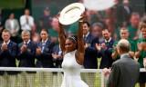 Hạ Kerber, Serena Williams lần thứ 7 đăng quang ở Wimbledon